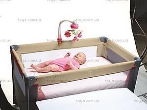 Музыкальный детский мобиль «Крошка-принцесса», 1302506830