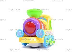 Музыкальный детский паровоз, 0649, купить
