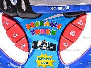 Музыкальный детский руль, 888CD, отзывы