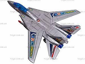 Музыкальный детский самолетик, игрушечный, 866-2, цена