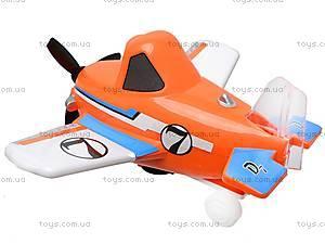 Музыкальный детский самолетик «Литачки», 58528, фото