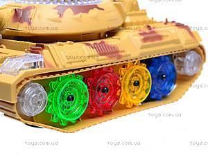 Музыкальный детский танк, GD2021, фото