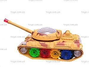 Музыкальный детский танк, GD2021, игрушки