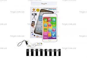 Музыкальный детский айфон, JD-501B