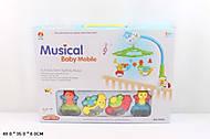Музыкальный детский мобиль, 6558-C, фото