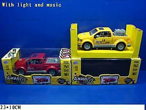 Музыкальный джип, 9169