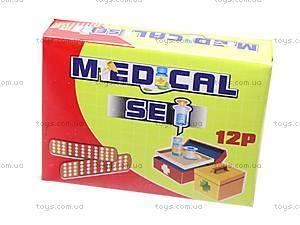 Музыкальный докторский набор, 048-14, игрушки
