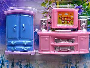 Музыкальный дом с мебелью, 8061, детские игрушки