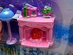 Музыкальный дом с мебелью, 8061, toys.com.ua