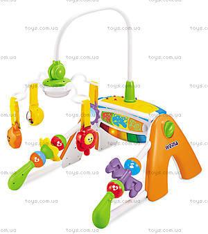 Музыкальный игровой центр Weina 4 в 1 «Галактика», 2076, магазин игрушек