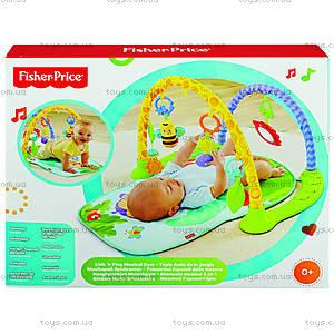 Музыкальный игровой коврик «Друзья тропического леса», BJL04, фото