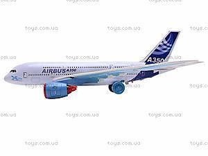 Музыкальный игровой самолет, A350-1, фото