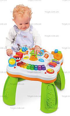 Музыкальный игровой столик Weina, 2092, купить