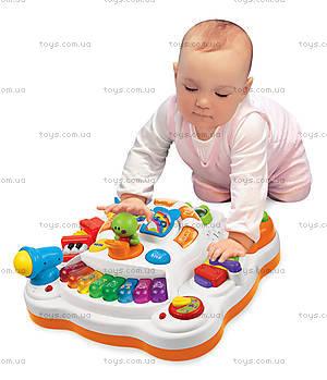 Музыкальный игровой столик Weina, 2092, фото