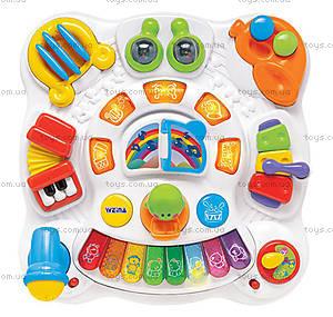 Музыкальный игровой столик Weina, 2092, отзывы