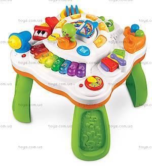 Музыкальный игровой столик Weina, 2092, цена