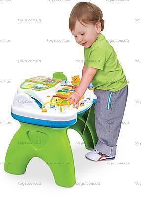 Музыкальный игровой столик Weina «Музыкальная книжка», 2134, купить