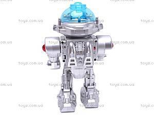 Музыкальный игрушечный робот, 797-133, фото