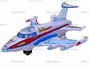 Музыкальный игрушечный самолет, JYD169A