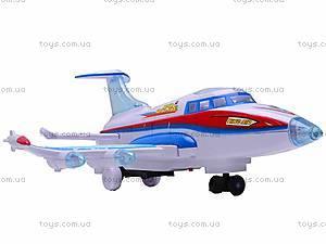 Музыкальный игрушечный самолет, JYD169A, цена