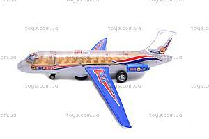 Музыкальный игрушечный самолетик, SY708, фото