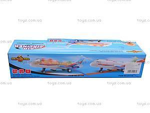 Музыкальный игрушечный самолетик, SY708, отзывы