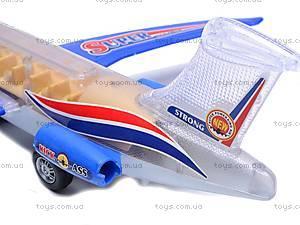 Музыкальный игрушечный самолетик, SY708, цена