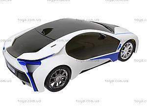 Музыкальный инерционный автомобиль, для детей, 8899-1, фото