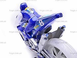 Музыкальный инерционный мотоцикл, HR638-8, купить