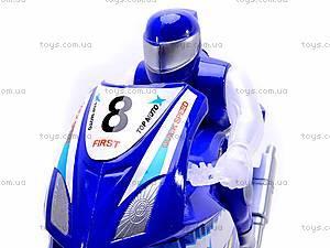 Музыкальный инерционный мотоцикл, HR638-8, фото