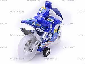 Музыкальный инерционный мотоцикл, HR638-8, отзывы