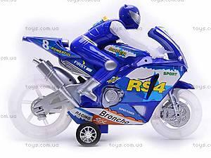 Музыкальный инерционный мотоцикл, HR638-8, цена