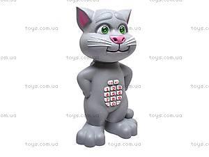 Музыкальный интерактивный Кот Том, XS180B, купить