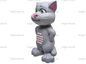 Музыкальный интерактивный Кот Том, XS180B, отзывы