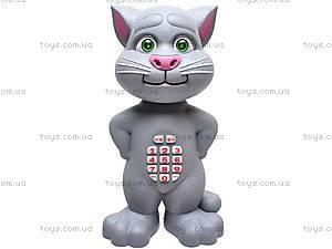 Музыкальный интерактивный Кот Том, XS180B