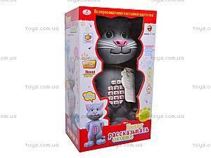 Музыкальный интерактивный Кот Том, XS180B, игрушки