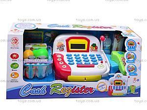 Музыкальный кассовый аппарат, с корзинкой, LF1018A, фото
