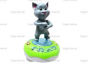 Музыкальный кот «Томас», 878B, фото