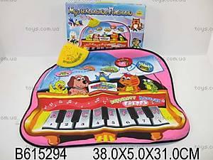 Музыкальный коврик «Пианино», YQ2957 (61529