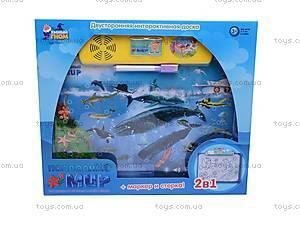 Музыкальный коврик «Подводный мир», 7281, фото