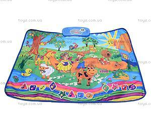 Музыкальный коврик «Веселая ферма», 780-U