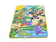 Музыкальный коврик «Веселый зоопарк», YQ2969, купить