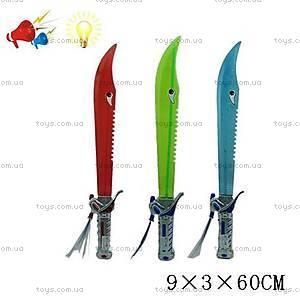 Музыкальный меч, с инфракрасным светом, 3182/558-8