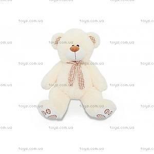 Музыкальный медведь с шарфом, S-JY366050