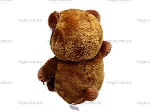 Музыкальный медвежонок, 18см, F-F4217, цена