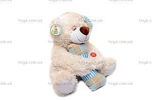 Музыкальный медвежонок «Соня», XJ61069, фото
