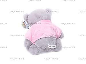 Музыкальный медвежонок «Тедди», в футболке, GC982/8, фото