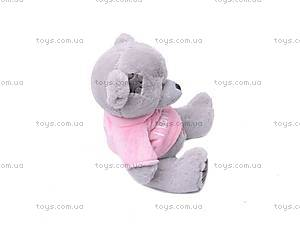 Музыкальный медвежонок «Тедди», в футболке, GC982/8, отзывы