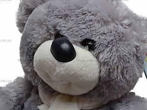Музыкальный медвежонок, в шарфе, S-WQ11105, отзывы