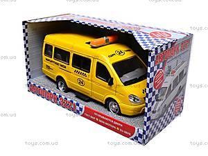 Музыкальный микроавтобус, 9098-E, детские игрушки